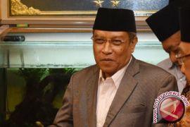Said Aqil Bicara Kemiskinan di Depan Jokowi