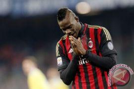 Dua gol Balotelli Tak Bisa Selamatkan Nice