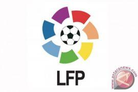 Hasil dan klasemen Liga Spanyol usai pertandingan Minggu