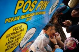 Dinkes Gorontalo Targetkan 312.778 Anak Imunisasi MR