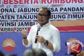 Menaker: gubernur tetapkan UMP berdasarkan PP 78