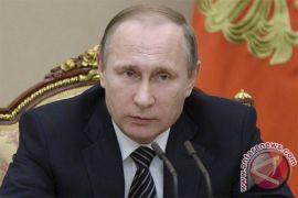 Presiden Putin Bergembira Hasil PD Rusia