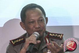 Kapolri Apresiasi Pemkot Gorontalo Dukung Pembangunan SPN