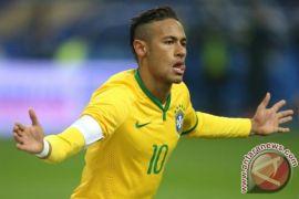 Neymar Turun Sebagai starter Saat Berhadapan Dengan Austria