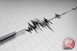 BMKG: Gempa 3,7 SR Di Gorontalo Utara