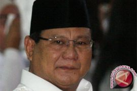 Prabowo: Verifikasi Faktual Merupakan Wujud Kontrol Parpol
