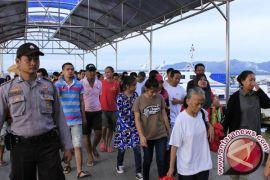 Dishub: Arus Balik Di Pelabuhan Gorontalo Lancar