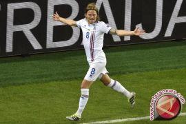 Islandia singkirkan Turki 3-0
