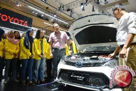 Bagaimana cara kerja mobil hibrida Toyota, ini penjelasannya