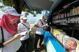 Ratusan Pelajar Meriahkan Gerakkan Bone Bolango Membaca