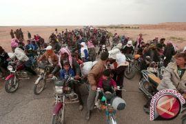 Ribuan pengungsi pulang dari Yordania ke Suriah