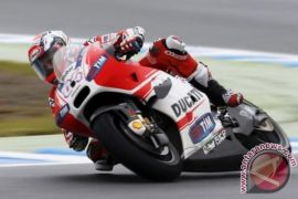 Dovizioso tak heran Marquez nyaris alami kecelakaan di Valencia