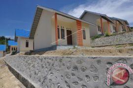 Pemerintah Bangun Puluhan Rumah Sehat Di Mimika Papua