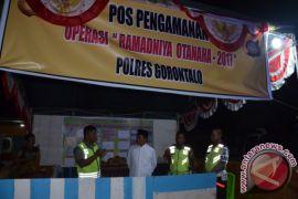 Polisi Gorontalo Siapkan Pos Pengamanan Tahun Baru