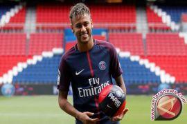 Neymar bugar untuk hadapi Bayern