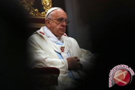 Paus larang penjualan rokok di Vatikan