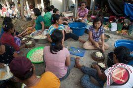 BNPB: 75.673 pengungsi siaga erupsi Gunung Agung