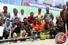 Kementerian ESDM bagikan 1.375 konverter kit gratis di Makassar