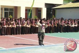 Kwarda Pramuka Gorontalo Kedepankan Pendidikan Karakter