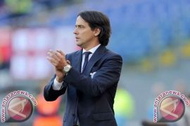 Inzaghi: Lazio selalu menyerang di kandang maupun tandang