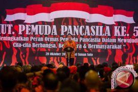 Presiden ingatkan hati-hati upaya pecah-belah Indonesia