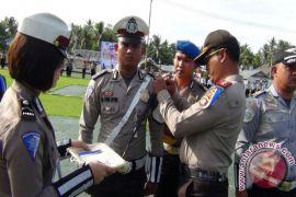 Polres Berkomitmen Tingkatkan Disiplin Berlalu Lintas Masyarakat
