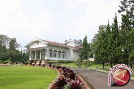 Mengenal Istana Kepresidenan - Rahasia kehangatan Istana Cipanas