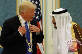 Trump dorong Saudi pilih Wall Street untuk IPO Aramco