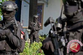 Densus Tangkap Seorang Terduga Teroris di Bengkalis