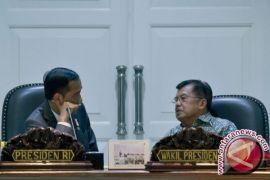 Wapres: serahkan kasus Setya Novanto ke proses hukum