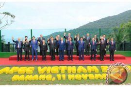Presiden Jokowi hadiri pertemuan pemimpin ekonomi APEC