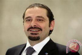 Mantan PM Hariri berjanji akan segera kembali ke Lebanon
