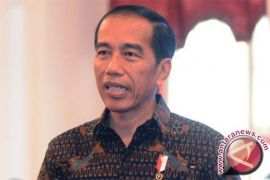 Presiden minta putra-putri TNI/Polri berperan jaga semangat nasionalisme