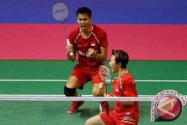 Tontowi/Liliyana harap kemenangan Dubai permudah semifinal