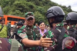 Panglima minta prajurit TNI/Polri netral pada Pilkada 2018