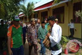 Gorontalo Kejar 100 Persen Pencanangan