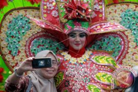Gorontalo Gelar Karnaval Karawo 2018