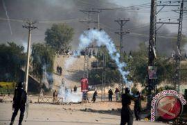 Menteri Pakistan mundur setelah bentrok demonstran-polisi