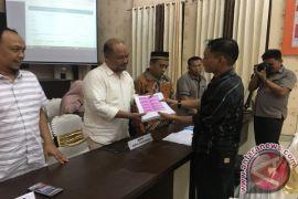 KPU Kota Gorontalo Terima Berkas Perbaikan Parpol