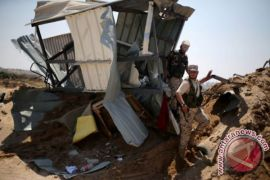 Israel lancarkan serangan udara ke Jalur Gaza