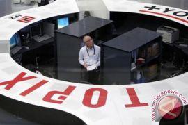 Bursa saham Tokyo dibuka beragam