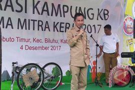 Gorontalo Komitmen Membangun Daerah Berbasis Kependudukan-Lingkungan
