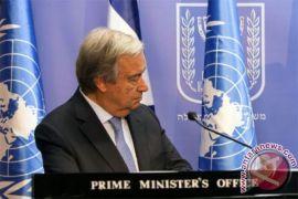 Sekjen PBB serukan penghentian