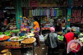 Hari Pertama Puasa, Suasana Pasar Tradisional Gorut Sepi