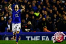 Everton raih kemenangan perdana di Liga Europa