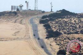 Puluhan Roket Israel Ditembakkan ke Suriah