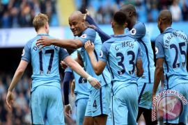 Manchester City tekuk Spurs 4-1, catatkan 16 kemenangan beruntun