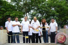 Gubernur Gorontalo Resmikan RTH Taruna Remaja
