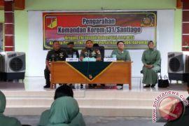 Danrem: TNI Wajib Jaga Netralitas Pada Pemilu