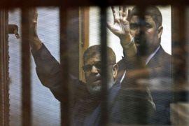 Mantan Presiden Mursi Dihukum Tiga Tahun Penjara